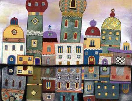 Vardrada - Le città invisibili di Italo Calvino.