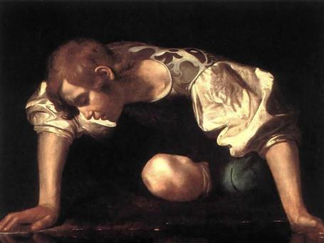 Narciso di Caravaggio.