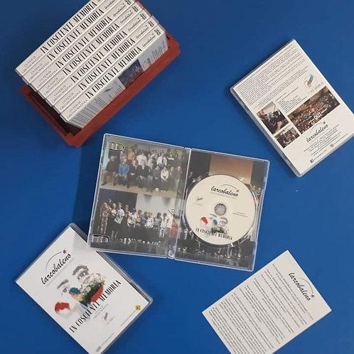 """DVD cortometraggio """"In cosciente memoria"""""""
