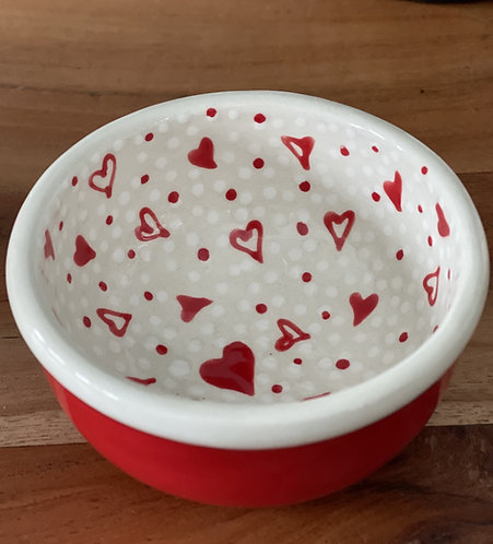 Valentine Trinket Bowl