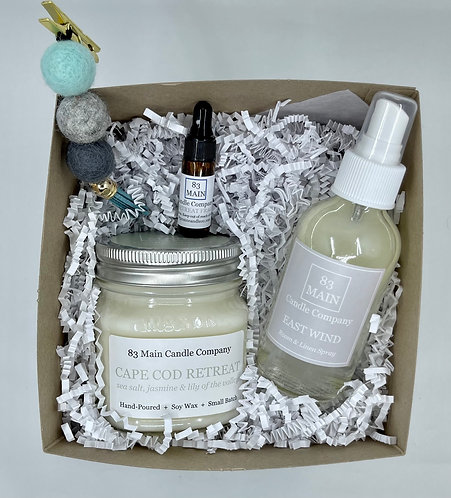 Cape Cod Candle Gift Box