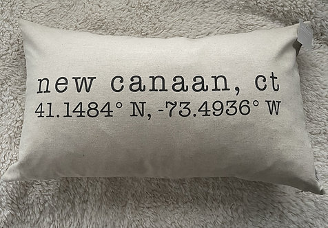 New Canaan Lumbar Pillow