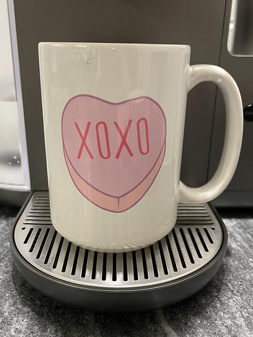 Sweetheart XO Mug