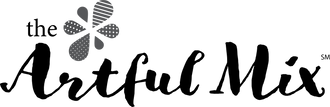 The Artful Mix Logo