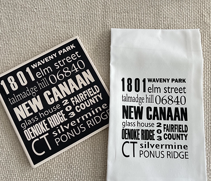 New Canaan Subway Trivet
