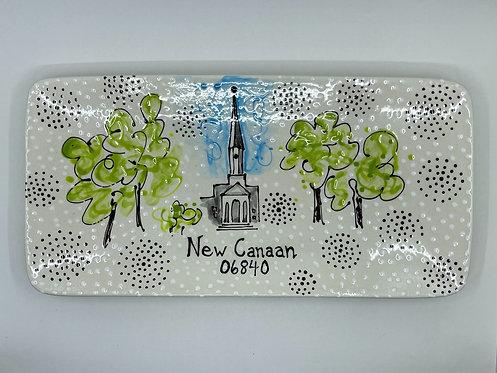 New Canaan Platter