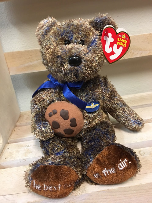 Plush Collectable: Ty Beanie Baby ™️ 2006 Midwest Airlines