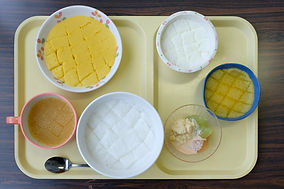 嚥下調整食の写真