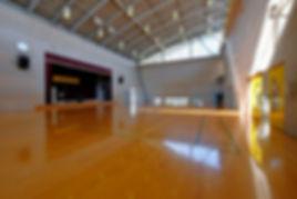 多目的ホールの写真