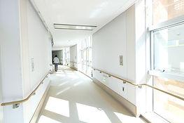 病院施設の写真