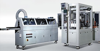 Plastic Container Ink Transfer Labeler, ITL-CO-1, Labeler, Process, Packaging, Machinery, Equipment