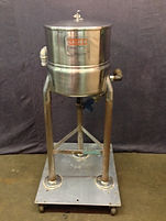 15 Gallon Jacketed Groen Kettle