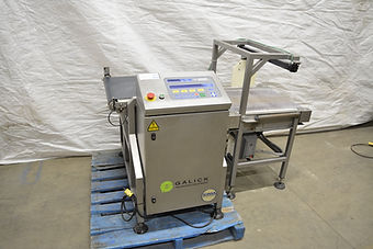 Loma 6000 Checkweigher w/ Reject System, Loma Checkweigher, Loma, 6000, food, beverage