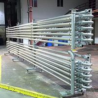 Feldmeier DT252 Tube in Tube Heat Exchanger