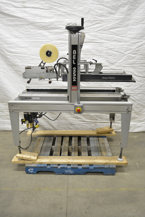 Belcor Bel 252 Case Sealer / Taper