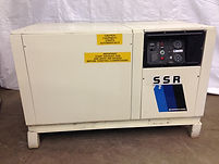 Ingersoll-Rand Rotary Screw Air Compressor w/ Compressed Air Dryer