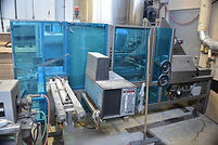 Wepackit Case erector w/ Nordson Hot Melt, Wepackit, Tray former, tray erector, tray maker, carton erector, packaging, equipment, machinery