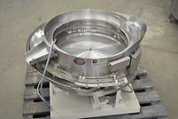CFC Stainless Steel Vibratory Feeder
