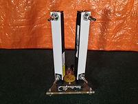 gilmont flow meter, flow meter, pneumatic