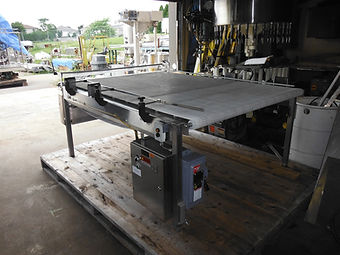 Purdy Stainless Steel Feed Table