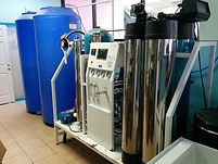 Reverse Osmosis Filter System w/ Atlantic Ultrviolet Corp. Mighty Pure UV Water Purifier