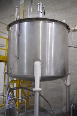 1000 Gallon Stainless Steel Tank