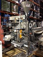 Key Pak VFFS w/ Hinds Bock Piston Filler