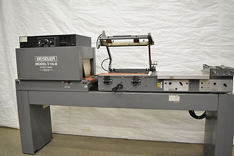Beseler L-Bar Sealer w/ Heat Tunnel