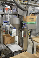 Serac Semi-Automatic New Weight Scale Filler, 2237, Serac, Filler, Galick Packaging, Filling Line