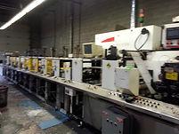 Pillar Technologies Safety Seal 8 Colour Printer Press, Packaging, machinery, equipment, Pillar, Pillar Technologies, Safety seal printer, Printer, Industrial