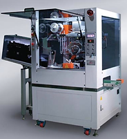 Plastic Tube Ink Transfer Labeler, ITL-TM-1, Labeler, Process, Packaging, Machinery, Equipment
