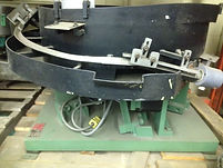 "30"" diameter industrial feeding systems inc vibratory feeder, bowl, vibratory"