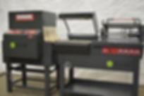 Damark SMC 1620 L-Bar Sealer, Damark, Damark Packaging Inc, Damark L-Bar Sealer, L-Bar Sealer, L Bar Sealer, L Sealer, Process, Packaging, Equipment, Machinery