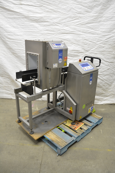 Loma AS1500 Checkweigher