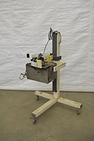 Label-Aire Pressure Sensitive Tamp-Blow Labeler, Label-Aire, Pressure Sensitive, Labeler, Labeling, Equipment, Machinery, Process, Packaging