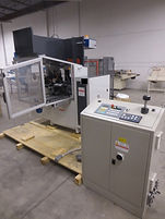 Ludwig Bruches Film and Foil Rewinder, process, packaging, food, beverage, pharmaceutical, equipment, machinery, galick packaging