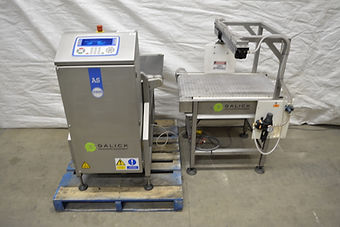 Loma AS1500 Checkweigher w/ Reject System, Loma Checkweigher, Loma, AS1500, food, beverage
