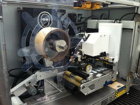 Nautilus Systems Adhesive Component Placement System, Labeller, Labeler, Pharmaceutical