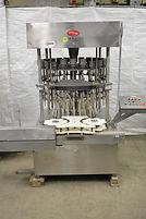 24 Valve MRM Rotary Pressure Gravity Filler, MRM, MRM Elgin, MRM Filler, Rotary Filler, Filler, Food, Beverage, Process, Packaging, Equipment, Machinery
