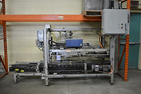 Doran Danbury Case Sealer Top Sealer w/ Nordson Hot Melt