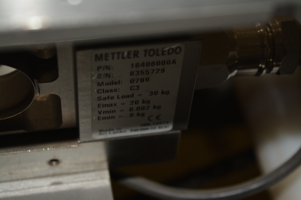 Mettler-Toledo Hi-Speed CheckWeigher