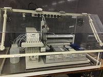 Gilson Liquid Handler with Bruker Daltonics Clinprot Robot