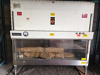 The Baker Company SterilGard Class II Type A/B3 Biological Lab UV Safety Hood 6'