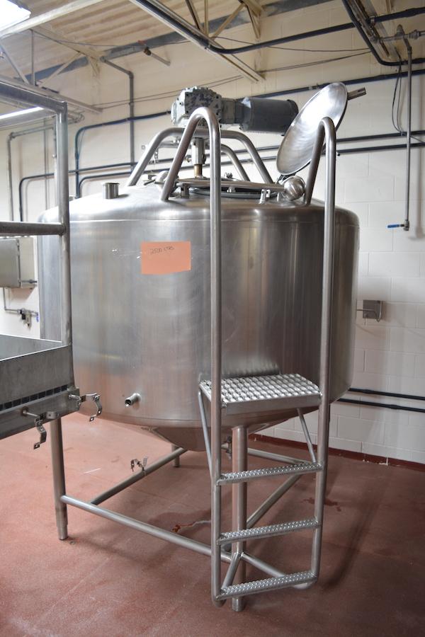 2500 Litre Mixing Tank