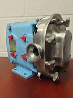 Waukesha Cherry-Burrell Sanitary Positive Displacement Pump, food, beverage, process, packaging, equipment, machinery