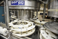 24 Valve Serac Rotary Piston Filler w/ 12 12 Head Capper Monoblock, Serac, Rotary, Monoblock, Piston Filler, Packaging, Process, Food, Beverage, Machinery, Equipment