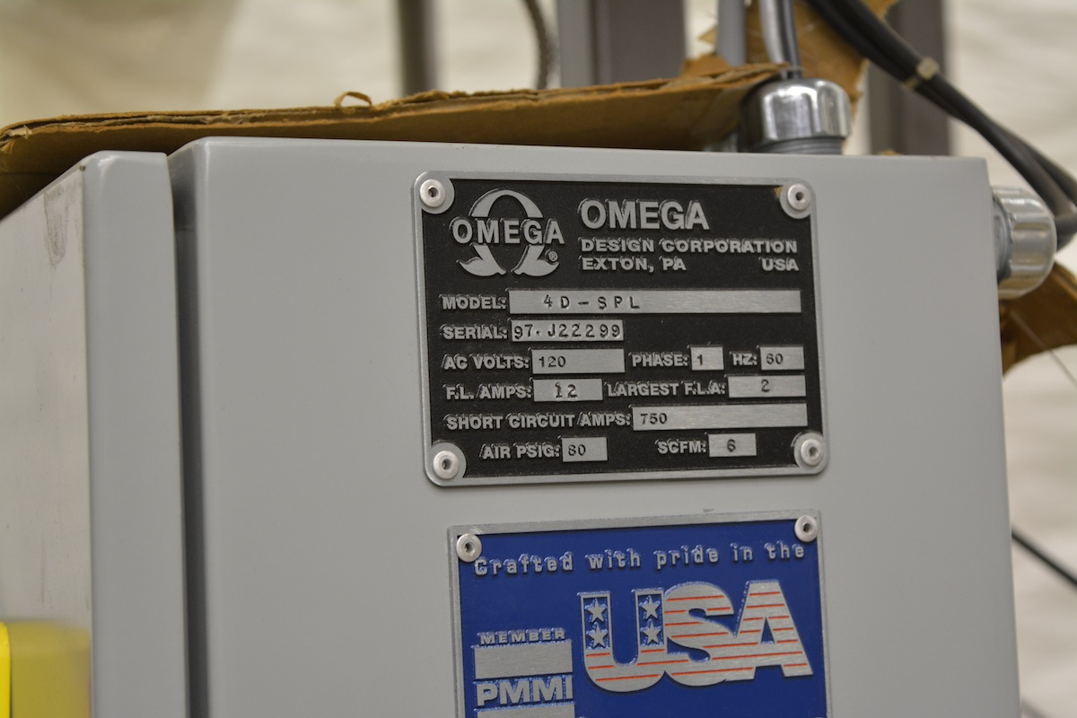 Omega Design Corp Bottle Unscrambler