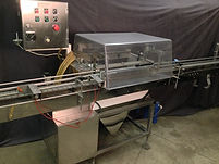 C.E. King Limited Bottle Air Rinser, Cleaner, In Line, Process, Packaging, Equipment, Machinery, Food, Beverage