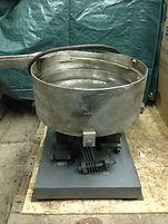 """12"""" Diameter Stainless Steel Vibratory Feeder, Vibratory Feeder, Bowl"""