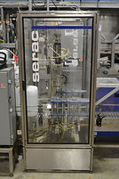 Serac Cap Tightener, Capper, Easyline, Serac, Capper, Galick Packaging, Filling Line